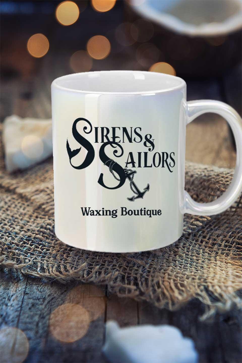 Sirens & Sailors Logo Design