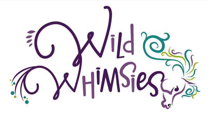 Wild Whimsies Logo Design