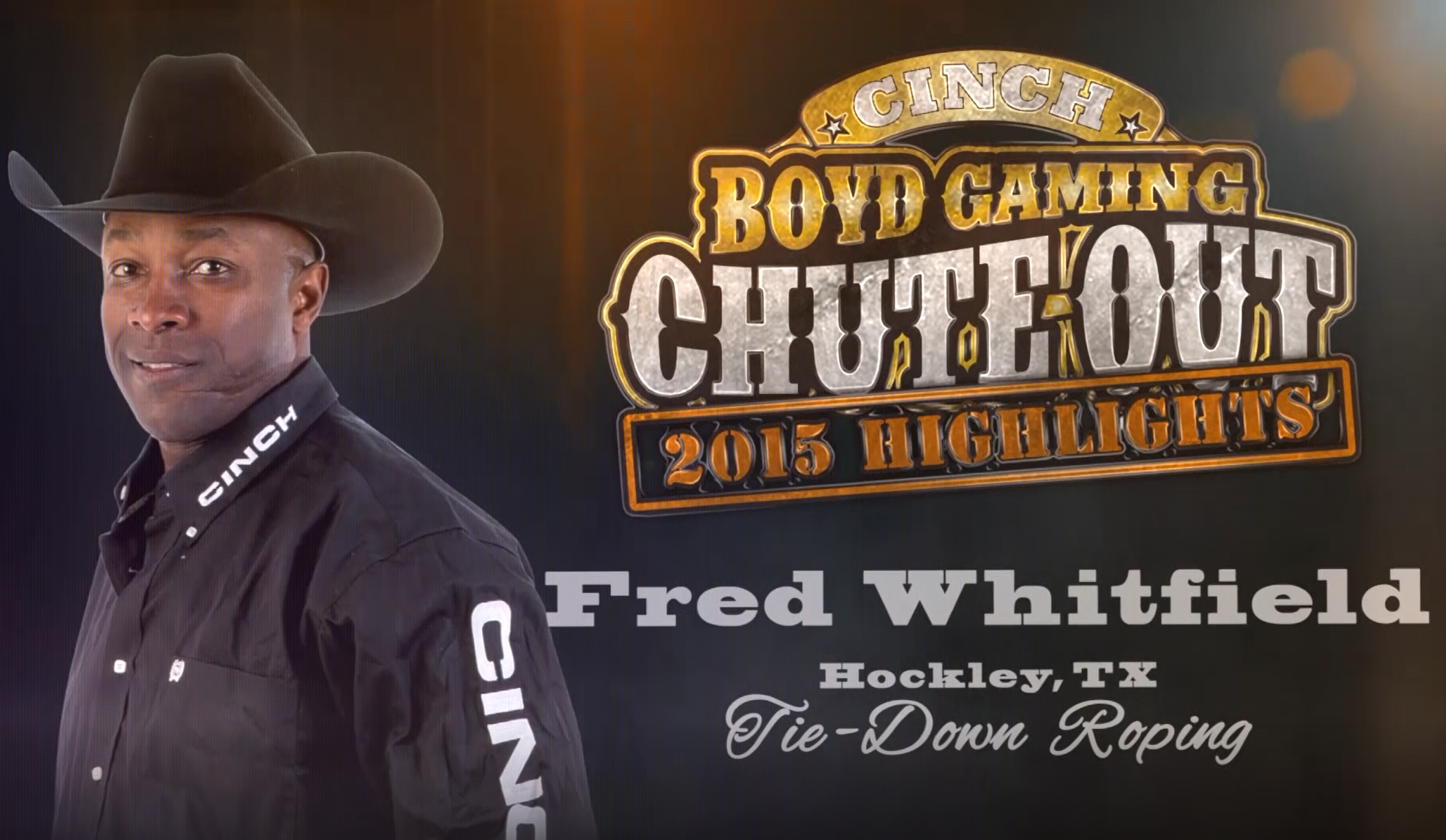 Rodeo Highlight Video: Tie-Down Roping
